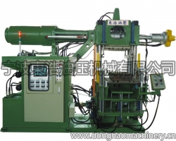 Rubber Injection Machine (Green)
