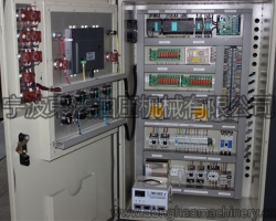 Electric control box whole